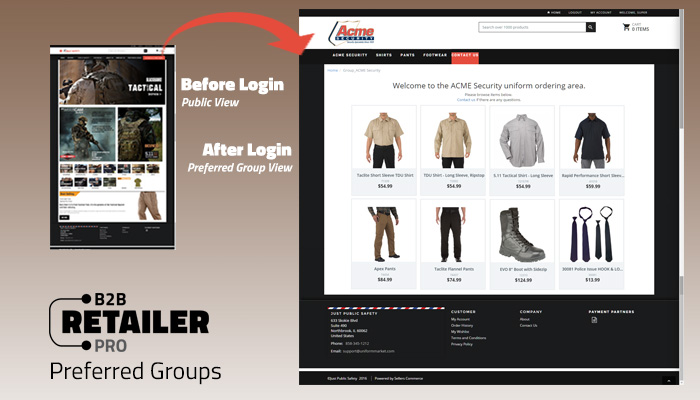 B2B_Retailer_Pro_Preferred_Groups