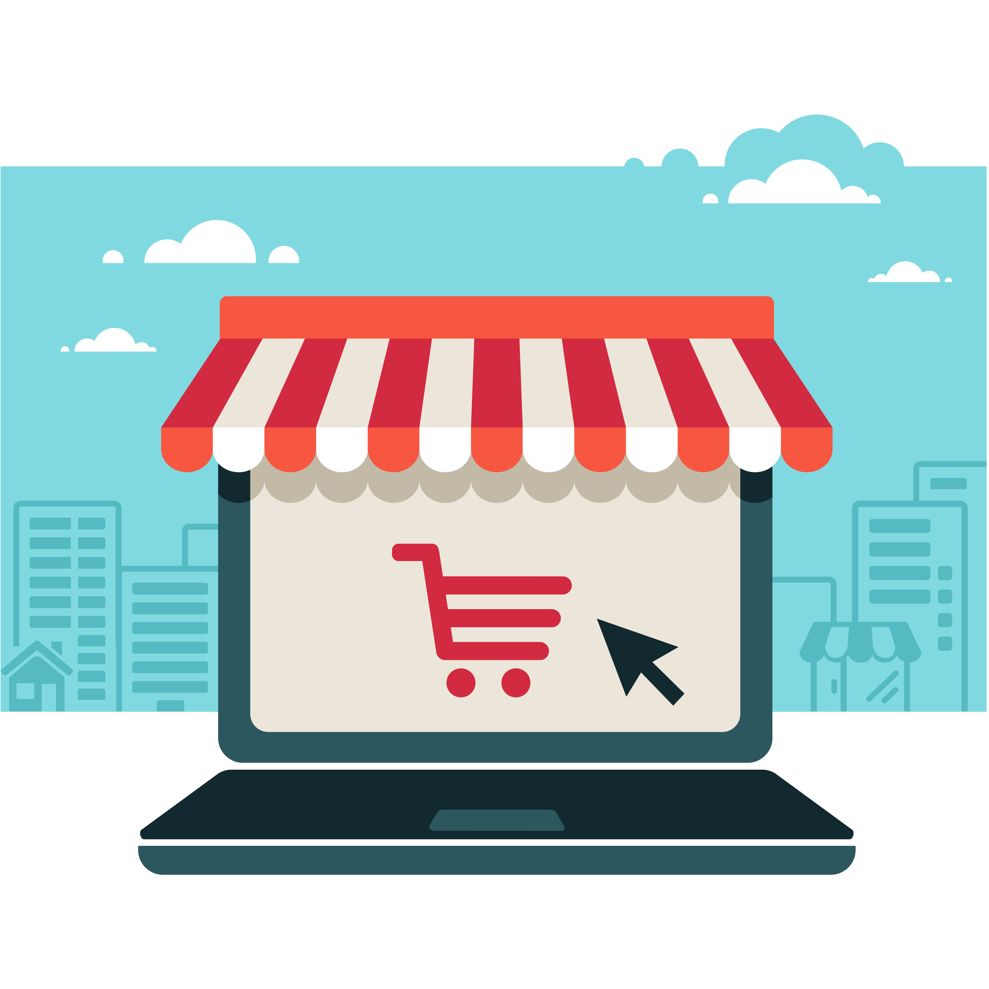 Online Uniform Stores