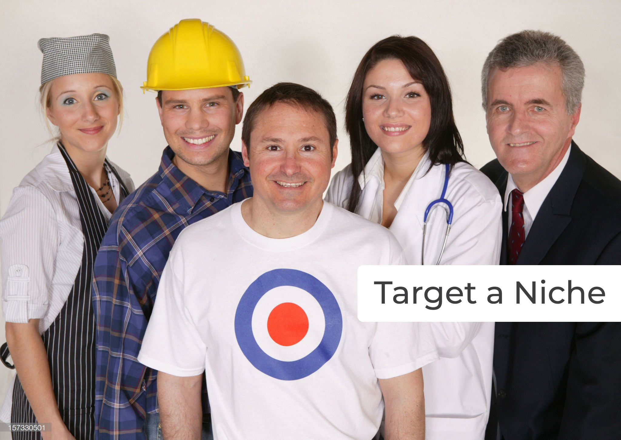 target a niche