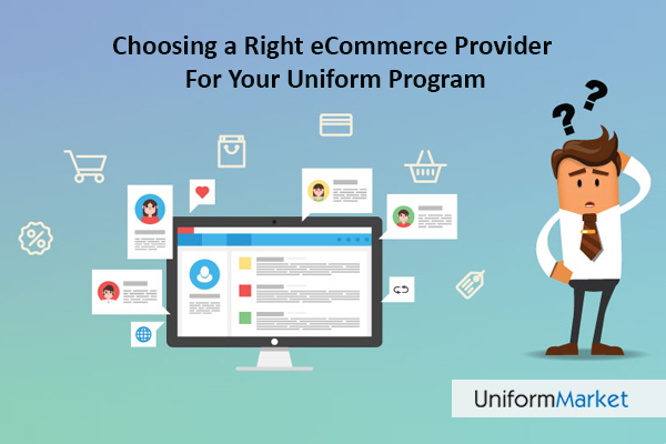 Choosing a Right Ecommerce Provider