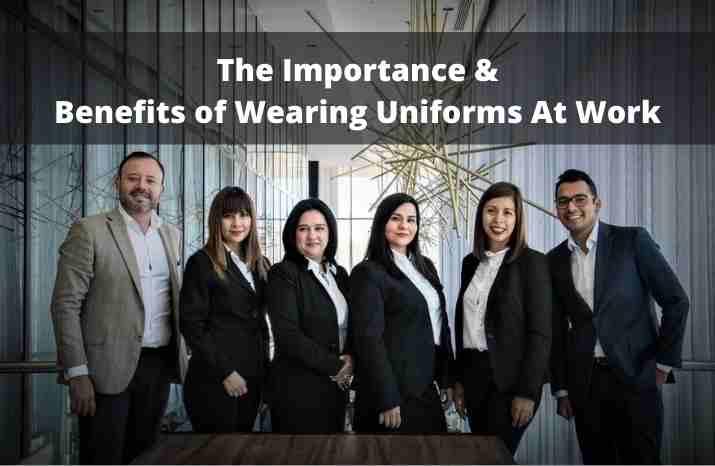 ImportanceofWearingUniforms