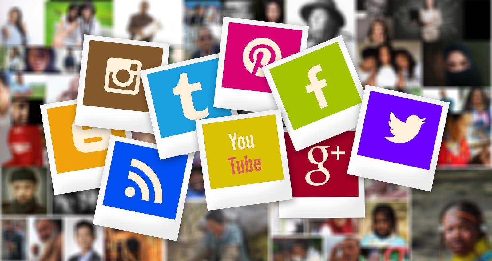 Competitors social media